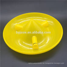 Alimentador de aves de corral automático Alimentador de aves al por mayor de plástico y bebedor