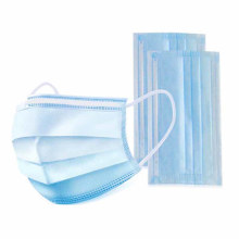 Wholesale High Quality Disposable Non-Woven 3ply Face Mask