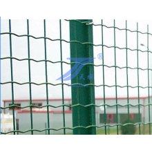 Голландский ПВХ покрытием забор (ТС-Е32)