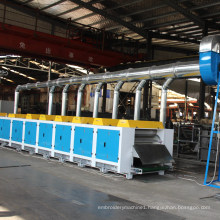 Cotton Waste Handling Machine with Opener Recycling Packing Machine