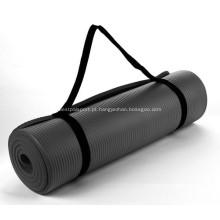 Logotipo promocional tapete de yoga impresso W / Tote