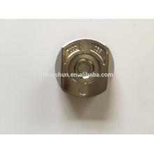 Piezas de muebles de metal de aleación de aluminio