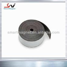 Клейкая сильная мягкая постоянная резиновая магнитная полоса
