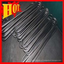 Melhor qualidade titanium tubo bobina sem emenda em estoque
