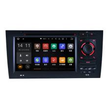 2016 nuevo coche DVD del sistema de navegación de las multimedias del androide 5.1 HD 800 * 480car de la fuente de la fábrica de Hualingan para Audi A6 / S6 / RS6