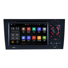 2016 New Hualingan Factory Supply Android 5.1 HD 800 * 480car Système de navigation multimédia DVD voiture pour Audi A6 / S6 / RS6
