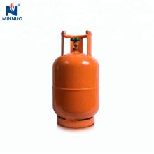 O melhor cilindro de gás de venda do lpg 11kg, garrafa, tanque de propano