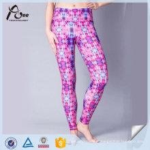 Sublimation personnalisé femmes vêtements actifs