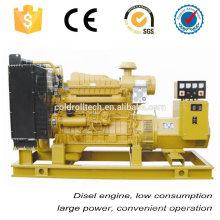 Generador diesel eléctrico