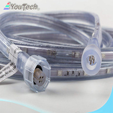 12-30V Waterproof Color LED Rope Lights
