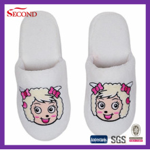 Cute Cartoon Feature Indoor Slippers