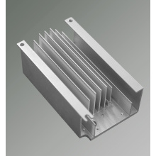 Aluminum Profile Radiator Base