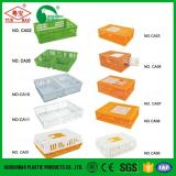 New design poultry farming equipment, water drinker chicken farm used, vegetables folding plastic crates