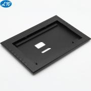 Custom CNC aluminum frame photo frame hardware accessories