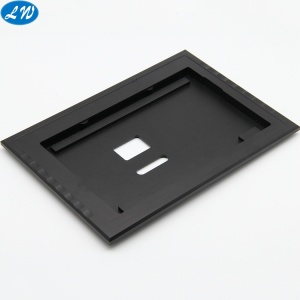 Custom CNC aluminum frame photo frame hardware accessories