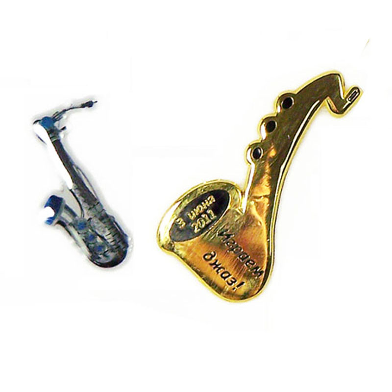 Musical Instruments Lapel Pins