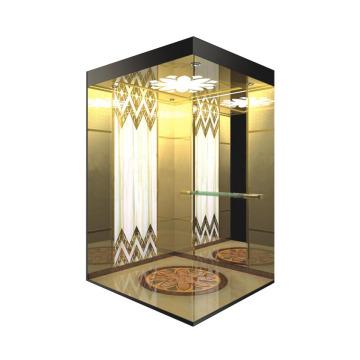 Sicher Small Machine Room Apartment Elevator