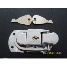Promotional custom metal lock for handbags
