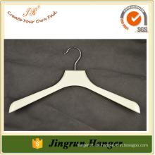 Neue Ankunft Plastikmantelaufhänger bunter Kleiderbügel