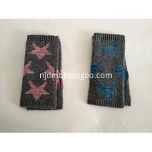 Stars Pattern Of Gloves