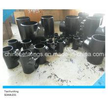 Dn15-Dn600 B16.9 Raccords sans soudure en acier au carbone