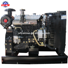 moteur diesel chinois refroidi à l'eau 66hp 3000r / min