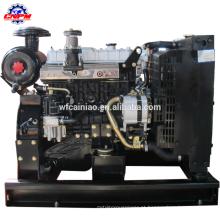 motor diesel chinês refrigerado a água 66hp 3000r / min
