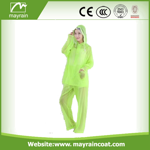 Cheap PVC Rain Suit