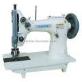 Double Needle Moccasin Machine for Extra Heavy Duty