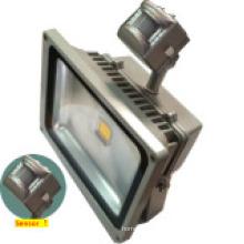 Luz de inundación LED de 10 W con sensor (EW_FLS10W)