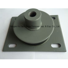 Traction Machine Shock Absorber for Elevator Parts