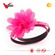 Flower kid princess girl belt for dress