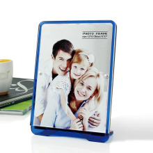 Billiga Blue Acrylic Desk Picture Frames Bulk
