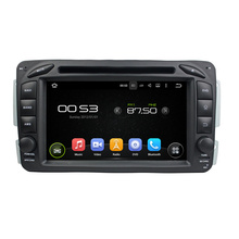 Android GPS Radio Voor Benz ML W163 2002-2005