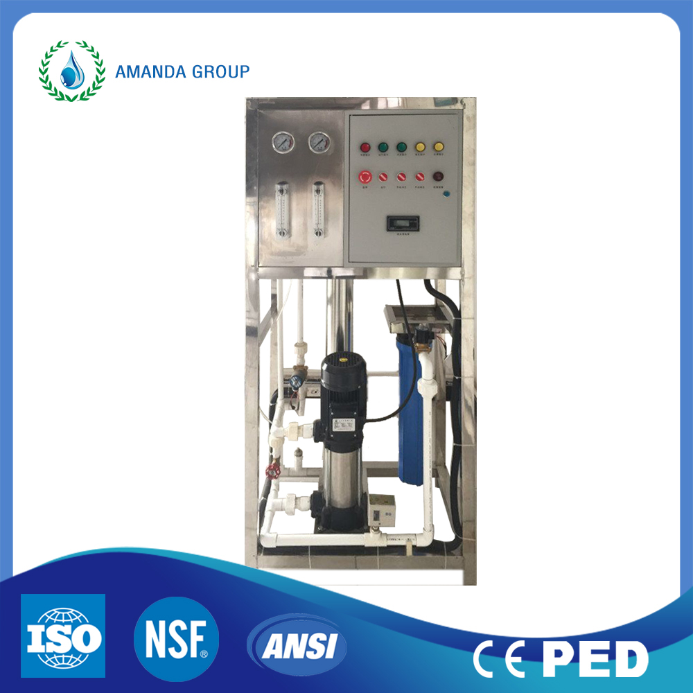 Industrial Water RO Purification System