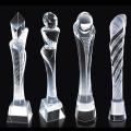Design 3D Crystal Engraved Awards Trophy