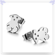 Jóias moda acessórios de moda brincos de aço inoxidável (EE0023)