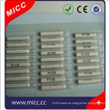 elementos de rtd / elementos de alambre de cerámica / pt100