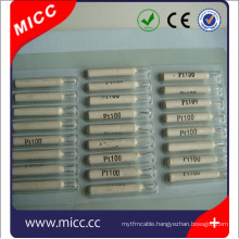 rtd elements/ceramic wire wound/pt100 elements