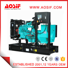 Hot sale 100kw 125kva silent diesel generator for sale with Cummins engine