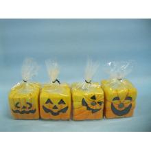 Artisanat en céramique en forme de bougie de Halloween (LOE2372-B5z)