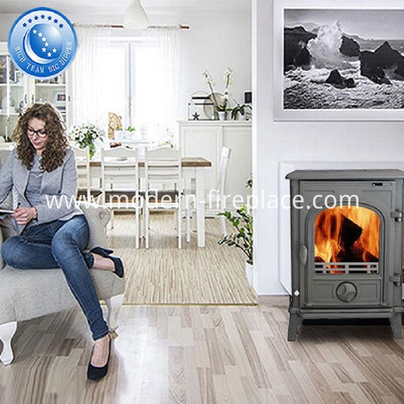 Airtight Conservatory Fireplace Wood Stove Factory