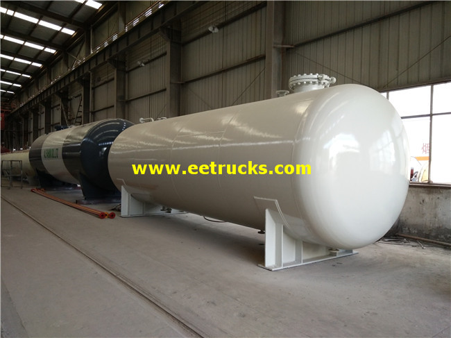 40m3 Horizontal Propane Tanks