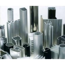 Profil d'Extrusion en Aluminium en aluminium pour fenêtre et porte cadre (HF028)