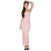 Long Tube Bodycon Bandage Model Dresses