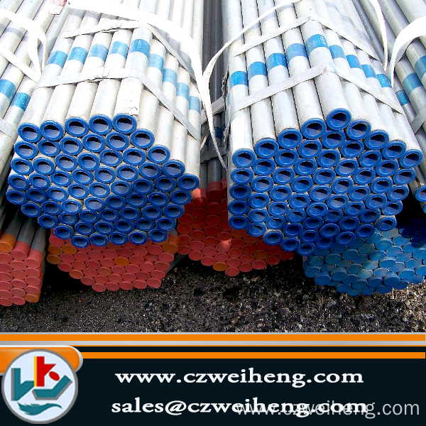 ERW Cold Rolled used scaffolding steel pipe