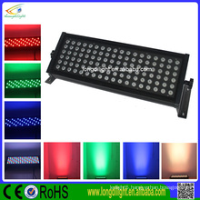 RGB Outdoor RGB 3IN1 LED Wall Washer 120W, IP65 Wall Washer LED Lamp
