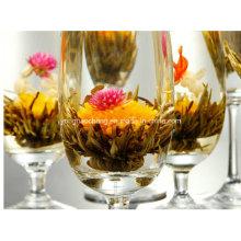 Chine Hunan Baishaxi Blooming Tea thé BIO / thé santé / minceur thé