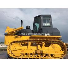 BULLDOZER SHANTUI SD16 AVEC CONSTRUCTION D'ORIFICE DE RIPPER