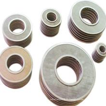Filtre en treillis métallique avec cercle concentrique